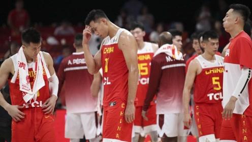 痛心!中国男篮败给委内瑞拉,以往5次交锋中国男篮均已失败告终