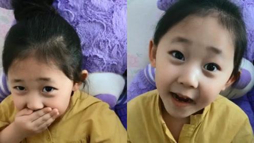 小姑娘问爸爸你会跳舞吗?爸爸自信回复,结局尴尬了!
