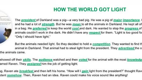 第一册开始复习单词!4000英语单词第二十九章,猪领导