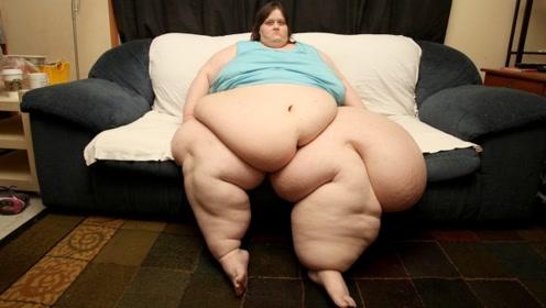 女子重达765斤,为男友疯狂减肥,结果让人大跌眼镜!