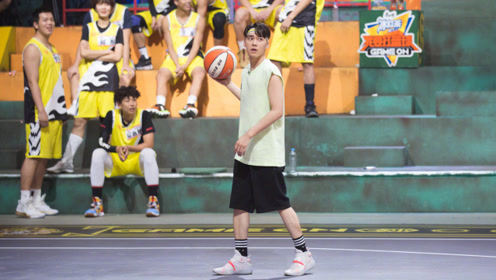 李易峰剧情剪辑版CUT《我要打篮球》第3期:战队首次对阵