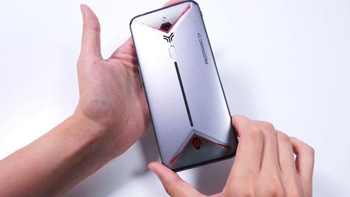 【努比亚红魔3S 游戏手机评测】主动风冷依旧强,屏幕色准逆袭