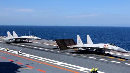 中国003航母整体外形曝光,三大革新不输尼米兹,美:远超预期