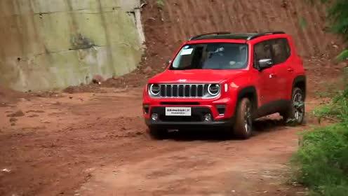 全新Jeep自由侠1.3T酷·劲上市