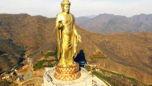 世界最高3座雕像,印度花2.26亿英镑,中国却只花2.8亿