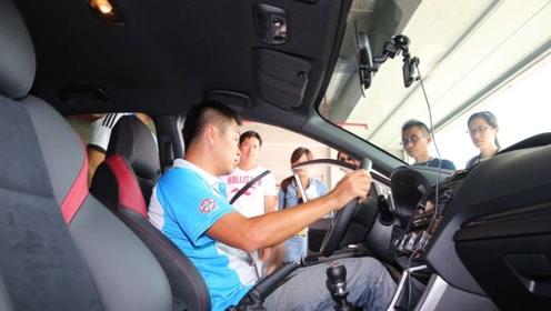 老司机:这样的驾驶姿势,开车既安全又不容易累,三分钟学会