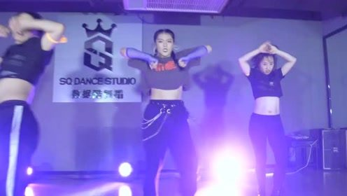 SQ舞蹈cool老师提高班