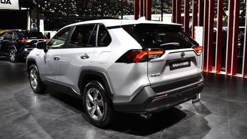 丰田新车比领克还漂亮,2.5L混动油耗4.6L