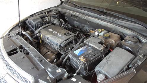 解决了排气管异响,发动机异响仍然存在,我们如何检查发动机异响