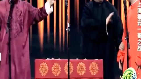 """岳云鹏跟郭麒麟争德云一哥,岳云鹏这招太""""贱""""了,笑翻了"""