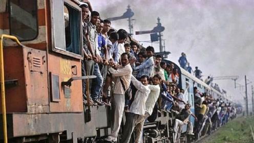 印度火车挂人传言是假的?网友:原来印度被误会这么多年啊!