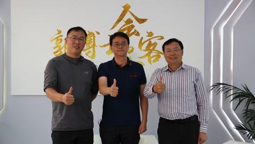 北京越野:中国越野第一品牌 也要成为世界品牌|郭博士的会客室