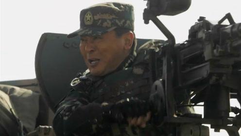 陆战之王:牛努力意外身亡,陈晓驾坦克狂轰滥炸,吴樾大骂脏话!