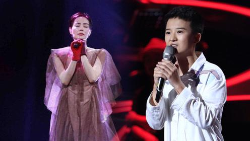 王菲肖蔷同唱《执迷不悔》,雄厚嗓音爆发力十足