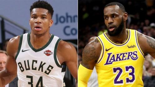 三大年龄段的巅峰强者 谁是NBA新赛季真正的王?