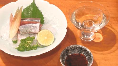 新鲜的秋刀鱼,这样一顿操作下来能多卖好几倍!