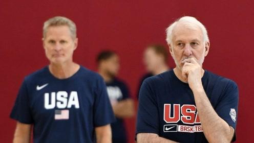 波波维奇坦言:美国队夺冠本就不是板上钉钉的事