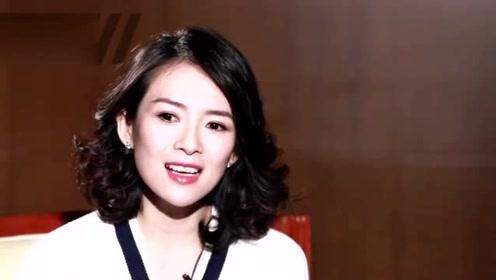 40岁章子怡首次谈赴美生子:这是一个正确的选择