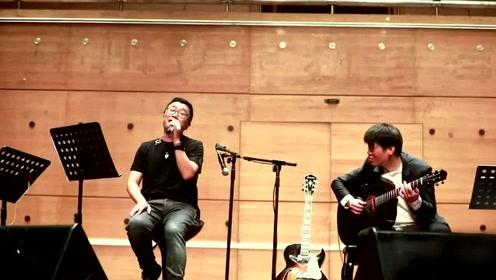 庞龙担任嘉宾演唱《带我去西藏》,陈彦宏音乐会惊喜连连