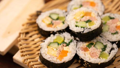 超方便的米饭吃法,长途奔波不挨饿!