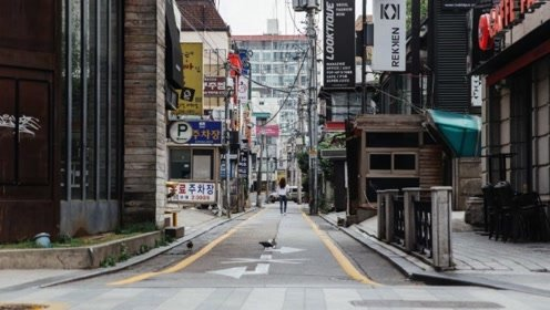 看看中国深圳,再看看韩国首尔,网友:差距太明显了!