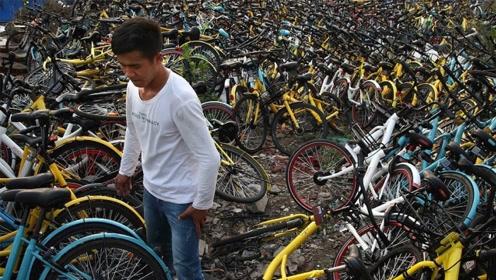 外国人来到中国,收购上万辆废弃共享单车,背后用途让人称赞!