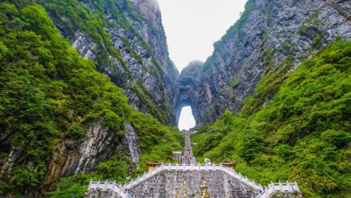 张家界景区前身竟是一个华夏古国,历史悠久,鲜为人知!