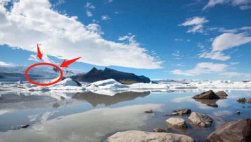 """地球告急!中国卫星传来北极照片:惊现诡异""""物体""""奔跑至此!"""