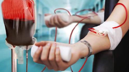 """""""动物血""""输入人体真能救命?老外大胆实验,不料竟发生可怕变化"""