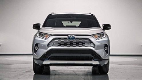 全新丰田RAV4荣放来了,将于10月份上市,还买啥本田CRV