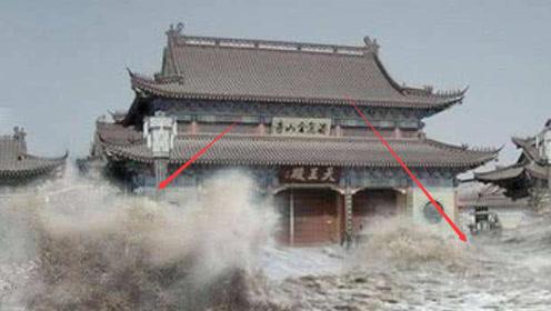 """我国有一""""神庙"""",河水都要绕行,后来被3名学生发现真相!"""
