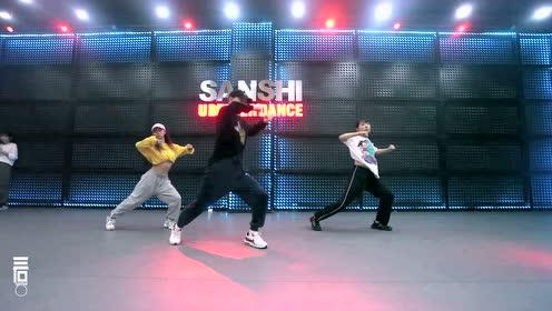 三石舞蹈练习室:国内特邀导师谭梦