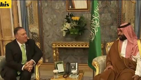 蓬佩奥坚称:伊朗袭击沙特油田是战争行为