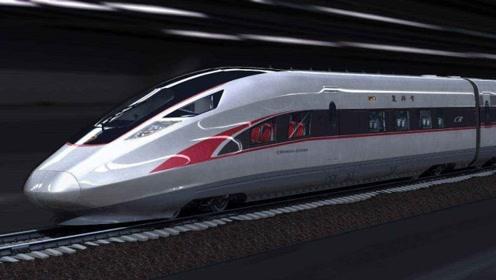 中车株机新突破,高铁速度又上一个台阶,对西方弯道超车只用3年