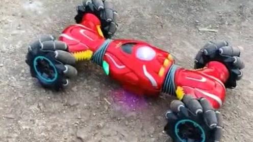 男人都这么幼稚吗?一个玩具车硬是在这玩了一天!