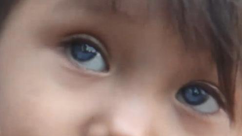 """女孩眼睛会变颜色,本以为是疾病,却没想到竟是""""上帝恩赐""""!"""