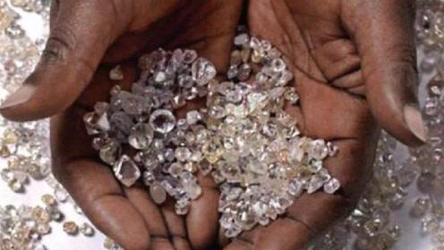 非洲的钻石又大又便宜,为啥游客都不屑买?知情人:白送都不要!