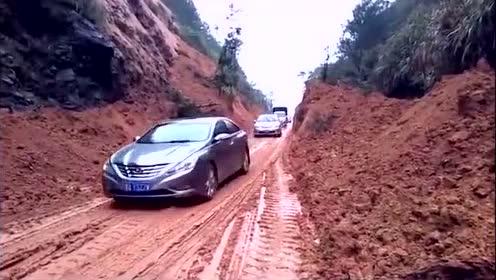 视频,最新!S343线韶关始兴境内塌方路段已通车