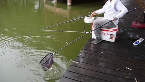 看完这个再选鱼竿毫无压力,这位老钓手教得棒棒哒,少走几年弯路