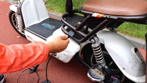 电瓶车充电要当心,10个人9个会犯错,尤其第3种电瓶坏的最快