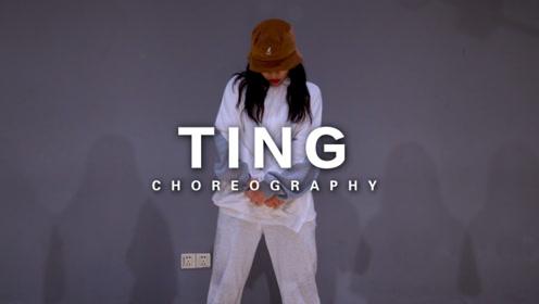 D57舞蹈工作室,TING编舞视频