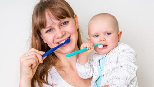坐月子到底能不能刷牙?月子里护牙有讲究,这几个步骤不能少