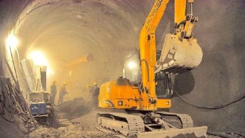 中国一隧道耗费11年才挖通,印度竟笑了,但美国竖起大拇指!