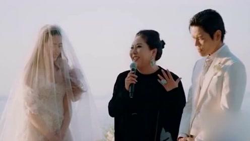 曝郭碧婷婚礼头冠拍卖价格 被向太珍藏八年