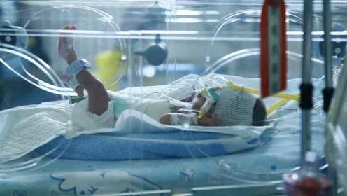 真·手掌姑娘!女婴26周出生仅775克,还不会自主呼吸