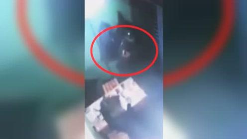 警察受贿被查问 他竟当场掏出了枪