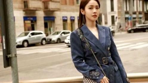 米兰时装周上的中国女明星,个个美若天仙,你最爱谁的造型?