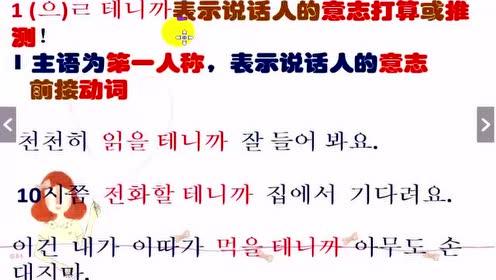 韩语入门从零开始学韩语3