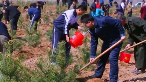 探秘中国最让人省心的沙漠,不仅种上了土豆,还获得了大丰收