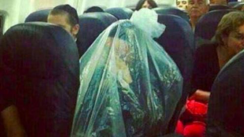 飞机上有人突然去世,空姐会怎么处理尸体?网友:无法接受!